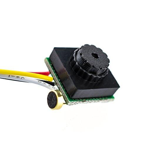Mini Spionagecamera 205-MT 5 miljoen pixels Bullet Camera Pinhole gatcamera, verborgen camera, Spy Cam helder video en foto van Kobert-Goods