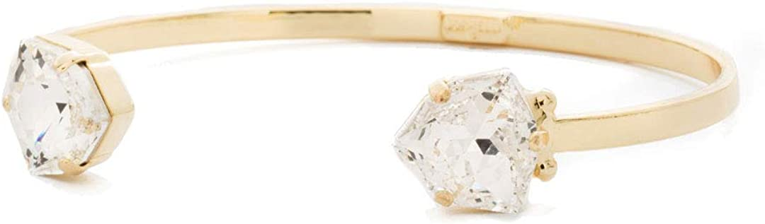 Sorrelli Lisa Oswald Collection Perfectly Pretty Cuff Bracelet