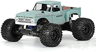 PROLINE 341200 1966 Ford F-100 Clear Body Vehicle Part