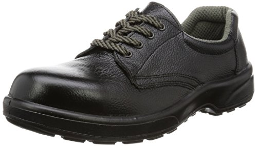 [エンゼル] 樹脂先芯ウレタン2層短靴 AZ112 AZ メンズ 黒 JP JP30(30cm)