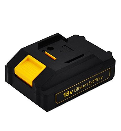 Powerland-Ersatzbatterie für 18 / 20V-Akku-Bohrer