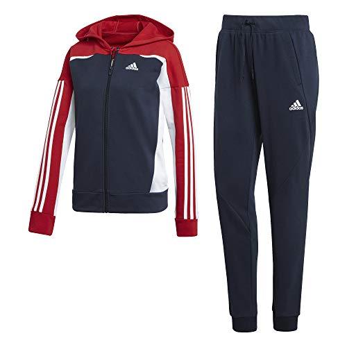 adidas OSR Hooded Trainingsanzug Traje de baño, Mujer, Legink, Small