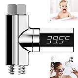 Thermomètre Chambre Thermomètre hygromètre température compteur d'eau robinet Extender,...