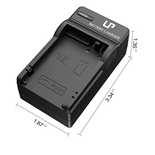 LP-E8 Battery Charger, LP Charger Compatible with Canon EOS Rebel T2i, T3i, T4i, T5i, 550D, 600D, 650D, 700D, Kiss X4, X5, X6i, X7i Cameras & More (Not for T2 T3 T4 T5)