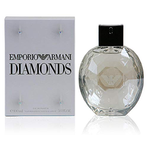 Emporio Armani Diamonds Eau de parfum spray voor dames 100 ml