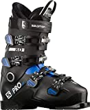 Salomon S/Pro HV 80 IC Ski Boots Mens Sz 10/10.5 (28/28.5) Black/Race Blue/White