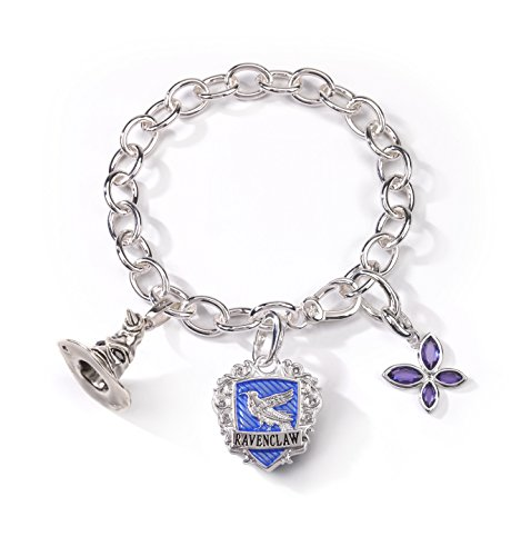 Noble Collection Harry Potter Lumos Ravenclaw Charm-Armband NN7712