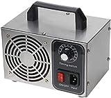 JHLA 20000Mg/h Generador De Ozono Comercial,purificador De Aire Industrial O3 Máquina Generadora De Ozono Portátil con Temporizador Esterilizador Ozonizador para La Oficina En Casa