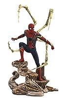 Diamond Select Toys Marvel Gallery: Avengers Infinity War Movie Spiderman Pvc Figure
