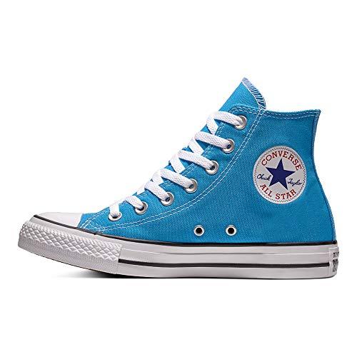 Converse Unisex Chuck Taylor All Star Hi M9621 Sneaker, Blau (Blue Hero 400), 45 EU