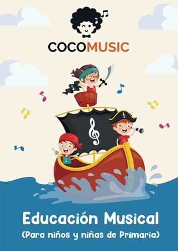 CocoMusic: Educación Musical para niños y niñas de Primaria