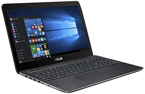 ASUS K556UA 15.6-Inch Full HD Notebook Computer (Intel Core i5, 8GB RAM, 256 HDD, Windows 10), Dark Brown