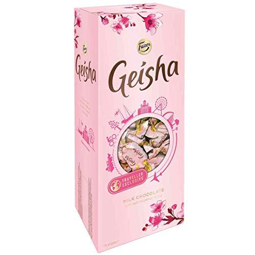 Fazer - Geisha Milk Chocolate Pralinen Box - 58St/420g