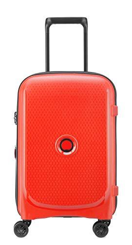DELSEY Belmont Plus Trolley Rojo (Faded Red) 38 L