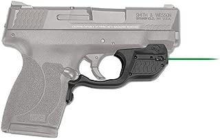 Crimson Trace LG-485G Laserguard, Smith & Wesson M&P 45 Shield, Green Laser, Boxed