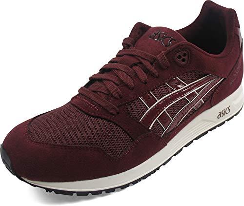 ASICS Zapatillas deportivas Gel-Saga para hombre, rojo (Port Royal/Port Royal), 44 EU
