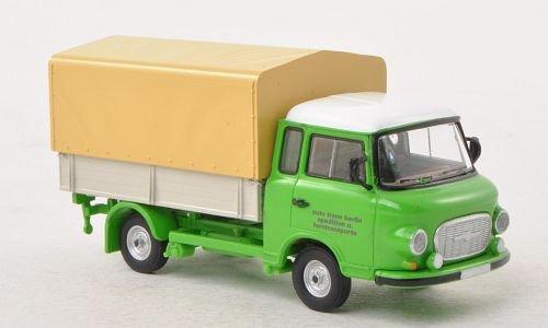 Barkas B 1000, VEB Autotrans Berlin, Modellauto, Fertigmodell, Brekina 1:87