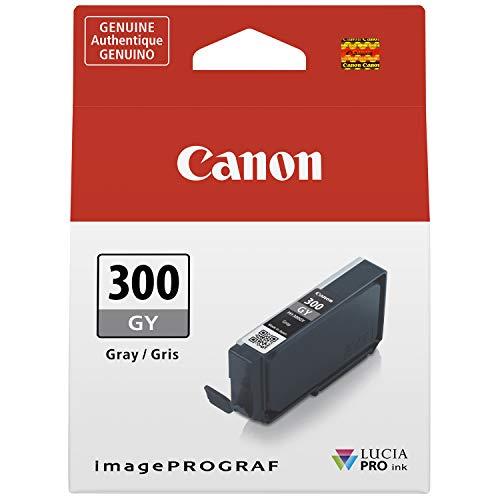 Price comparison product image Canon PFI-300 Lucia PRO Ink,  Gray,  Compatible to imagePROGRAF PRO-300 Printer,  Standard (4200C002)