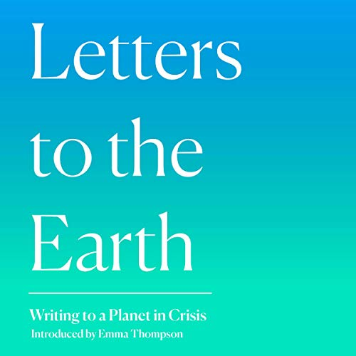 Letters to the Earth cover art