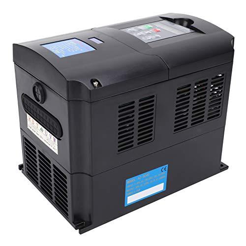 termoventilatore 4kw Tanke Inverter 4KW Controllo velocità Motore A2-8040 Ingresso monofase/3 Fasi AC180-250V Uscita trifase 220V