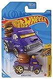 DieCast Hotwheels Buns of Steel, Fast Foodie 1/5 [Purple] 15/250