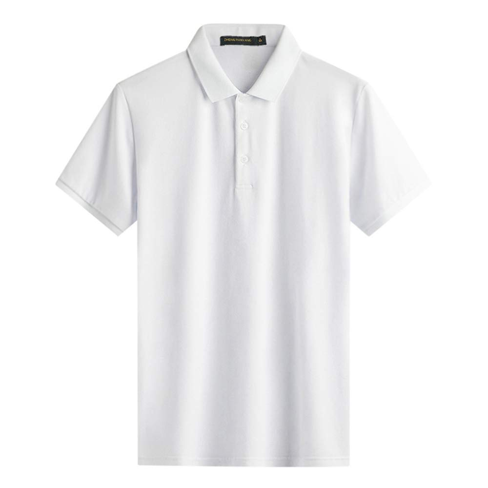 Polo De Manga Corta Para Polo De Hombrepolos,Camisa Blanca Polo Para Hombre Camisa Polo De