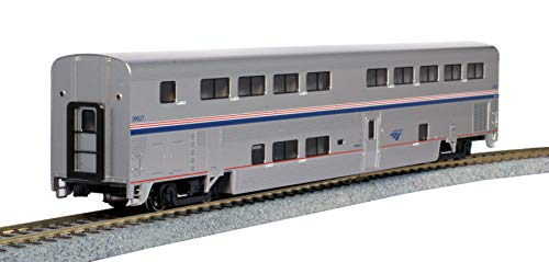 Kato USA Model Train Products 35-6251 HO Amtrak Superliner II Transition Sleeper Ivb #39027