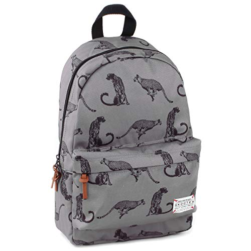 Skooter Animal Kingdom Puma kinderrugzak, 10 l, grijs