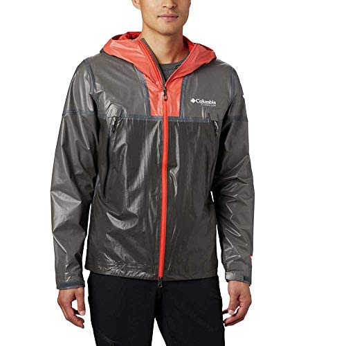 Columbia Outdry Ex Lightweight Veste Homme, Wildfire, City, FR : M (Taille Fabricant : M)