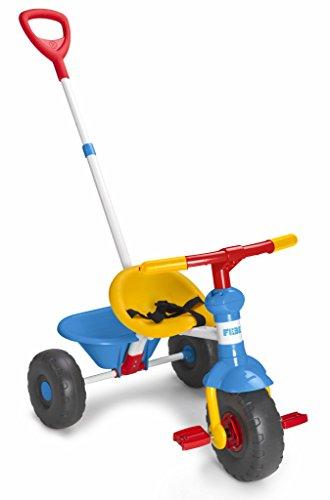 FEBER- Baby Trike Triciclo, Colore Azzuro, 800011254