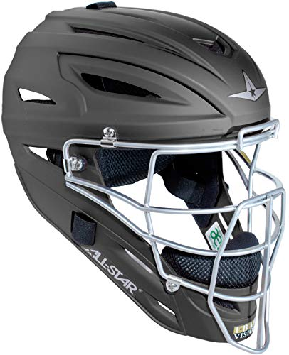 All-Star Adult System 7 Matte 2-Tone Catcher's Helmet