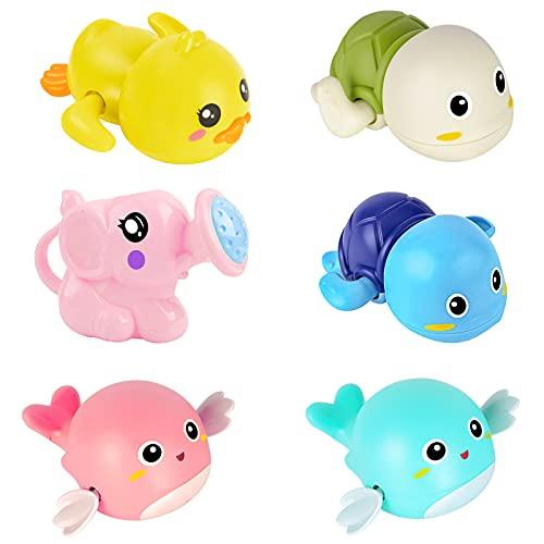 E-WOR Bath Toys, Baby Bath Toys for 1 2 3 4 Year...