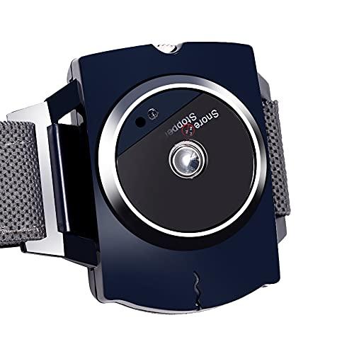 Dispositivo Antirronquidos, Pulsera Antironquidos Reloj de pulsera para...