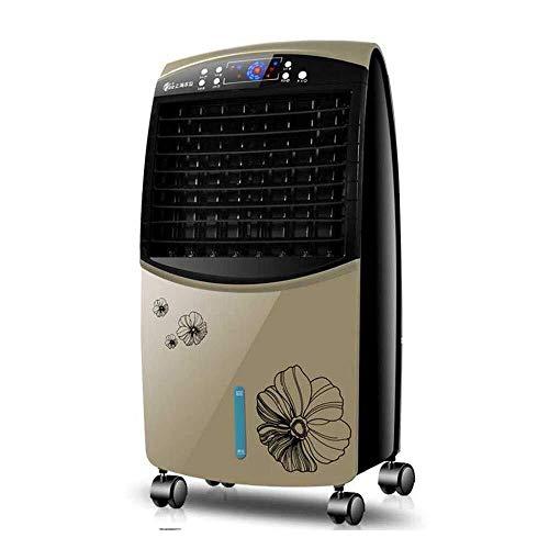 Raffreddatore D'aria, Ventola Del Climatizzatore, Muto, Doppio Uso, Fasatura 1-9 Ore, Telecomando, Ventola Di Raffreddamento Portatile A 3 Velocità, Piccolo Climatizzatore Nella Camera Da Letto Del Sa