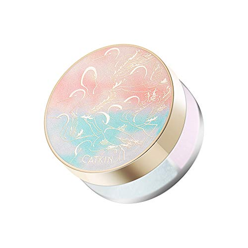 CATKIN Loose Finishing Powder For Setting Makeup Oil control Translucent Minimizes Pores Shimmer/Matte (NEW C04 Matte)