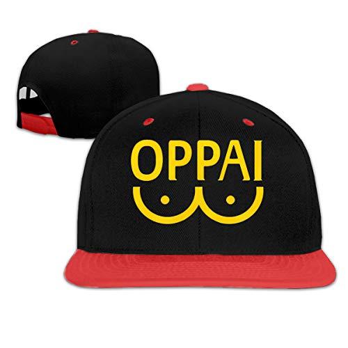 Anime One Punch Man Saitama Oppai Unisex Adjustable Baseball Cap Hip Hop Cap