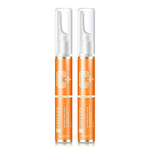 VC Vitamin Cream,Remove Melanin Spots Whitening Repair Anti-Wrinkle Skin Whitening Cream for Face And Body. (2 Pcs)