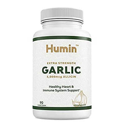 garlic supplement
