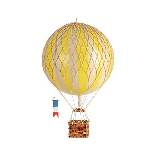 Ballon Jaune 18 cm