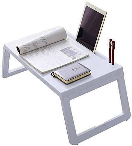 Laptop Opklapbare bedtafel en banktafel Laptoptafel Schrijven Leren Bedlezen Bedtafel Eettafel Lade met desktopgroef