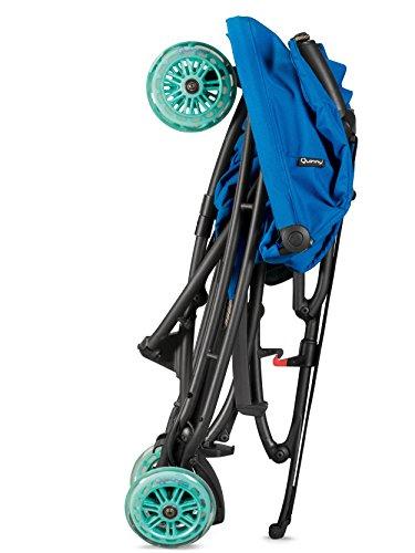 QUINNY3輪ベビーカー【日本正規品保証付】ジャズYezz3.0ボールドブルー6か月~(保証付き)QNY76509680
