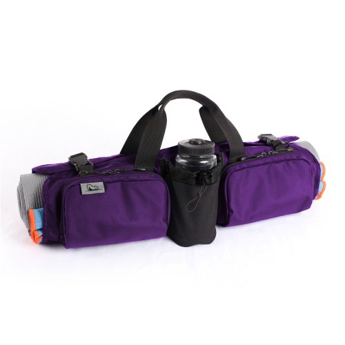 Hotdog Yoga Rollpack, Purple