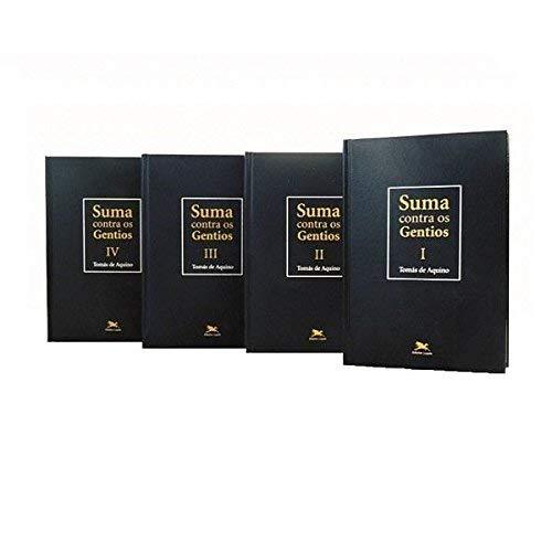 Coleção Suma Contra os Gentios - 4 Volumes