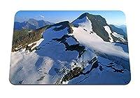 22cmx18cm マウスパッド (山雪石空) パターンカスタムの マウスパッド