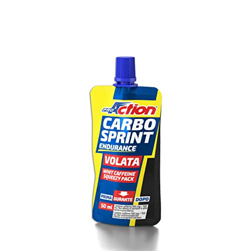 ProAction Carbo Sprint Volata (arancia rossa) (1 doypack da 50 ml)