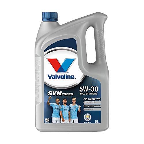 Valvoline Motoröl Motorenöl Motor Motoren Öl Motor Engine Oil Benzin Diesel Flüssiggas 5W-30 SynPower FE 5L