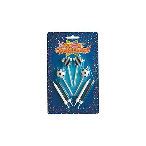L'Arcobaleno Di Nacar Giovanna- Juve Candeline, Multicolore, COB132