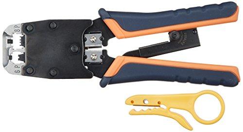 サンワサプライ カシメ工具(ラチエツト付き) HT-500R