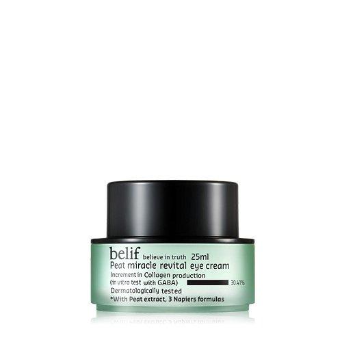 Belif(ビリーフ)ピート ミラクル リバイタル アイクリーム(Peat miracle revital eye cream)25ml