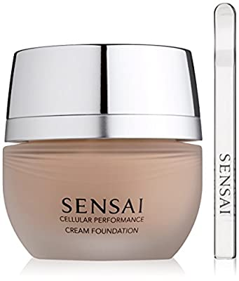 Sensai Cellular Performance Cream Foundation Number CF13, Warm Beige 30 ml